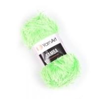 Пряжа YarnArt Samba (09 трава)