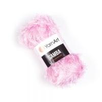 Пряжа YarnArt Samba (2008 розовый)
