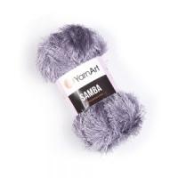 Пряжа YarnArt Samba (3318 серый)
