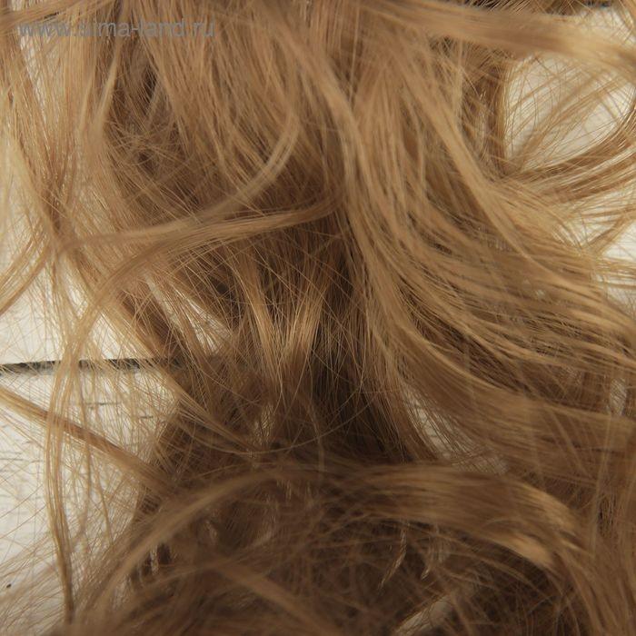 Волосы - тресс для кукол Кудри длина волос 40 см, ширина 50 см, №18Т 2294353