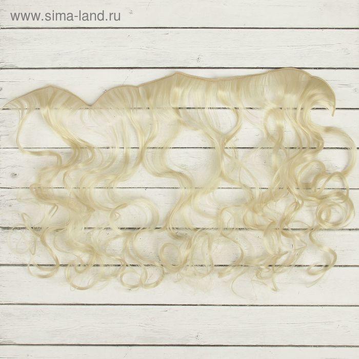 Волосы - тресс для кукол Кудри длина волос 40 см, ширина 50 см, №88 2294342