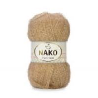 Пряжа Nako Paris Simli (21463 песочный)