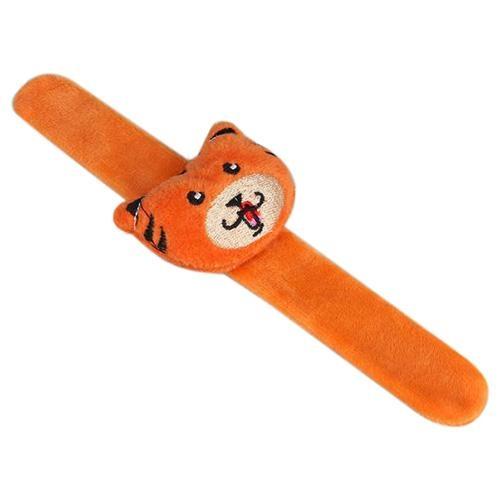 Игольница на браслете Тигра оранжевый 3604519