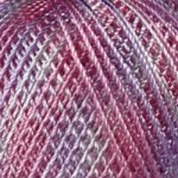 Пряжа YarnArt Tulip (458 м.розовый-сиреневый)