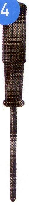 Отвертка крестовая 14019-B-SC-2