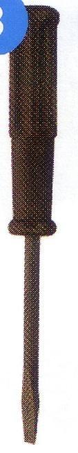 Отвертка плоская шлиц 14019-B-SC-1