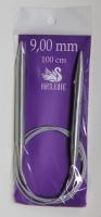 Спицы круговые на тросике 100 см 9.0 мм