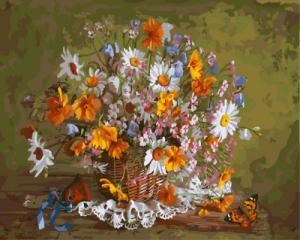 Картина по номерам GX7924 Праздник цветов