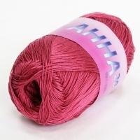 Пряжа Сеам Анна 20 (106 т.розовый)