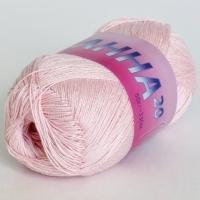 Пряжа Сеам Анна 20 (520 св.розовый)