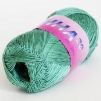 Пряжа Сеам Анна 20 (552 зеленый)