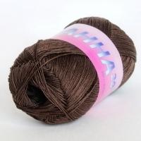 Пряжа Сеам Анна 20 (580 коричневый)