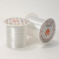 Нить силиконовая 0,6 мм белая, 1 шт
