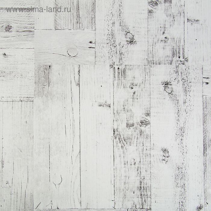 Фотофон Беленые доски, 70х100 см, бумага, 130 г/м