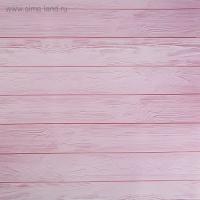 Фотофон Розовые доски, 70х100 см, бумага, 130 г/м 2477628