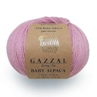 Пряжа Gazzal Baby Alpaca