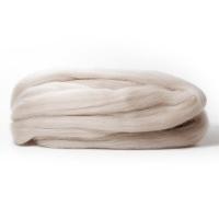 Шерсть для валяния, лента гребенная, Камтекс, полутонкая, 50г (181 сафари)