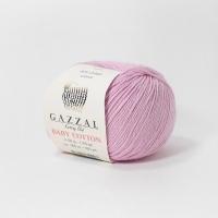 Пряжа Gazzal Baby Cotton (Пряжа Gazzal Baby Cotton, цвет 3422)