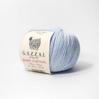 Пряжа Gazzal Baby Cotton (Пряжа Gazzal Baby Cotton, цвет 3429)