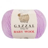 Пряжа Gazzal Baby Wool (823 сиреневый)