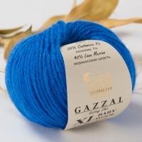 Пряжа Gazzal Baby Wool XL (830 васильковый)