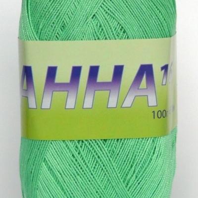 Пряжа Сеам Анна 16 (Пряжа Сеам Анна 16, цвет 991 салатовый, свежий зелёный)