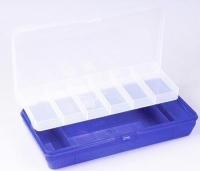 Коробка для мелочей с микролифтом Т-05-05-05 21х11х4,5см