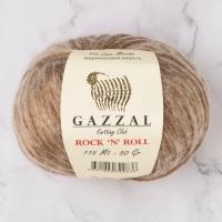 Пряжа Gazzal Rock n Roll (4202 бежевый)