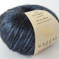 Пряжа Gazzal Rock n Roll (13192 фиолетовый)