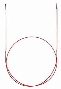 Спицы Addi 60 см 2 мм круговые с удлиненным кончиком