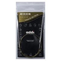 Спицы Addi 4 мм 60 см круговые супергладкие (105-7/4-60)