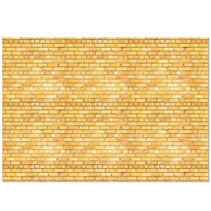 Фотофон Кирпичная стена, 70 х 100 см, бумага, 130 г/м