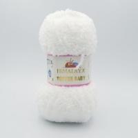 Пряжа Himalaya Toffee baby (78101 белый)