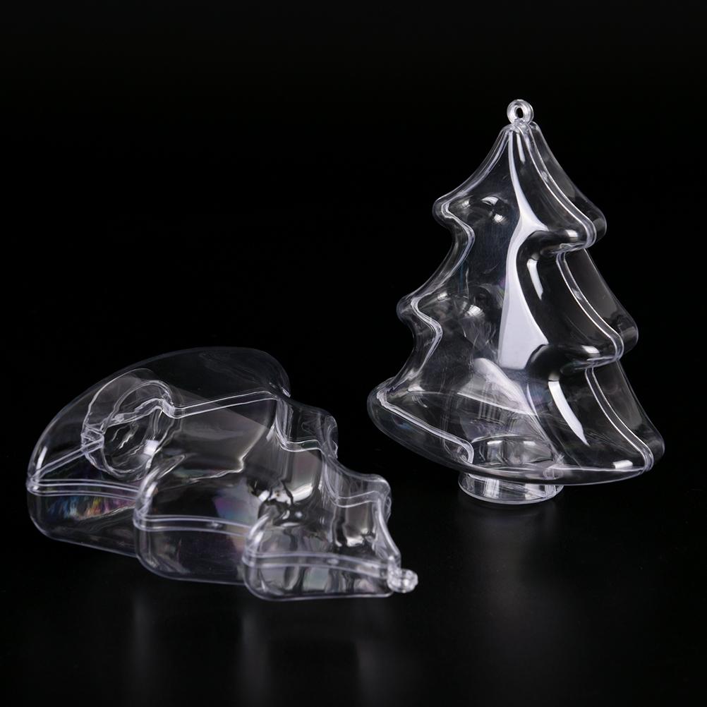 Основа для елочного шара елка 9х11 см, 1 шт