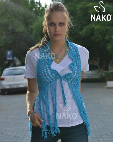 Пряжа Nako Calico