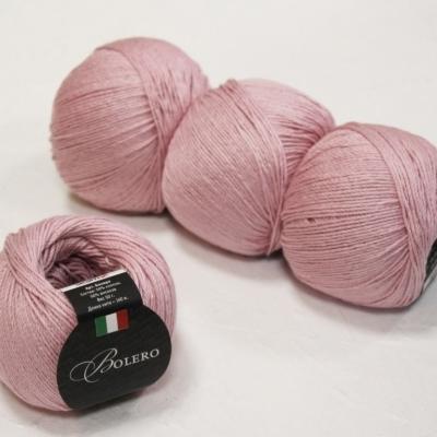 Пряжа Сеам Болеро (Пряжа Сеам Болеро, цвет 25 светло-розовый)