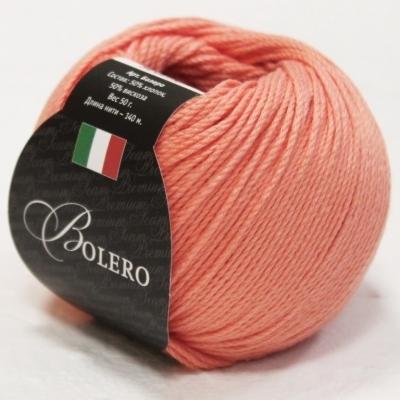 Пряжа Сеам Болеро (Пряжа Сеам Болеро, цвет 15 кораллово-оранжевый)