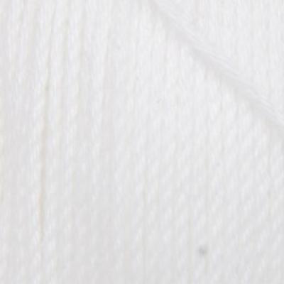 Пряжа Сеам Болеро (Пряжа Сеам Болеро, цвет 01 белоснежный)