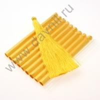 Кисточки 9 см 600 нитей (желтые)