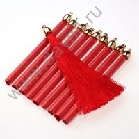 Кисточки 9 см 600 нитей (красные 6)
