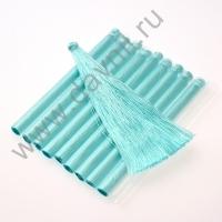 Кисточки 9 см 600 нитей (голубые 12)