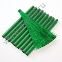 Кисточки 9 см 600 нитей (зеленые 14)