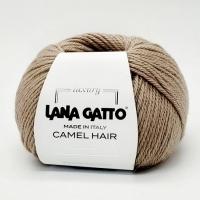 Пряжа Camel Hair Lana Gatto (5403 бежевый)