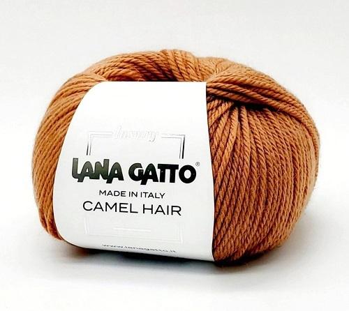 Пряжа Camel Hair Lana Gatto