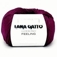 Пряжа Feeling Lana Gatto (10105 сливовый)