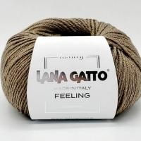Пряжа Feeling Lana Gatto (8449 бежевый)