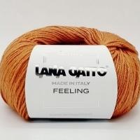 Пряжа Feeling Lana Gatto (8451 кирпичный)