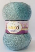 Пряжа Nako Mohair Delicate Colorflow