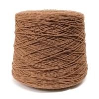 Пряжа Борго (Borgo) 69 светло-коричневый