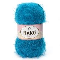 Пряжа Nako Paris (10328 морская волна)